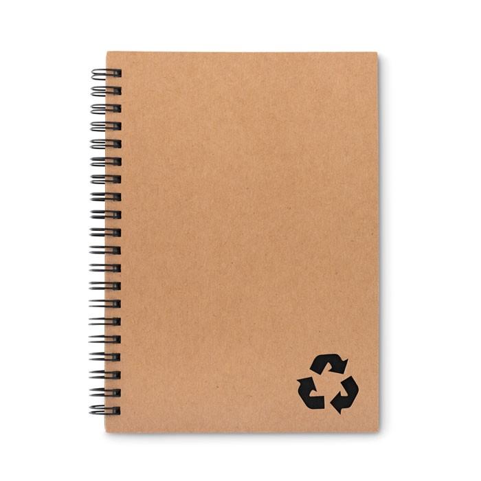 Σπιράλ σημειωματάριο 70 φύλλων.