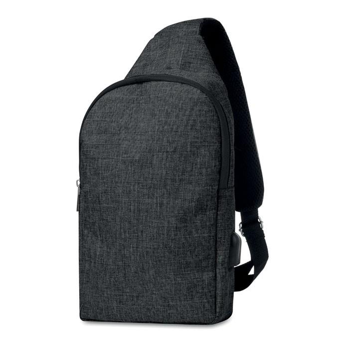Τσάντα στήθους από πολυεστέρα 600D.