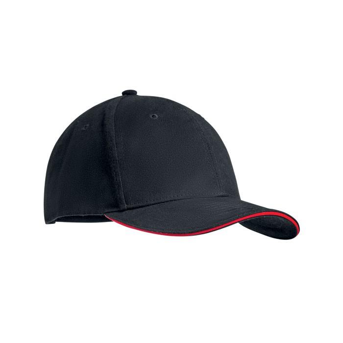 Καπέλο 6 φύλλων.