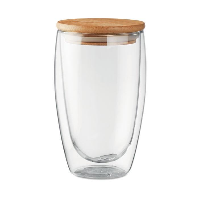 Ποτήρι διπλού τοιχώματος 450 ml.