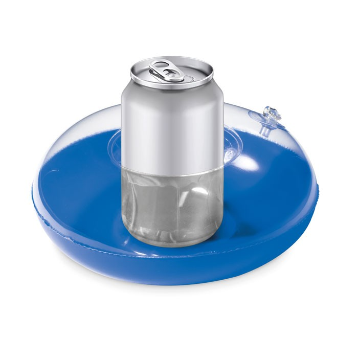 Inflatable PVC can holder