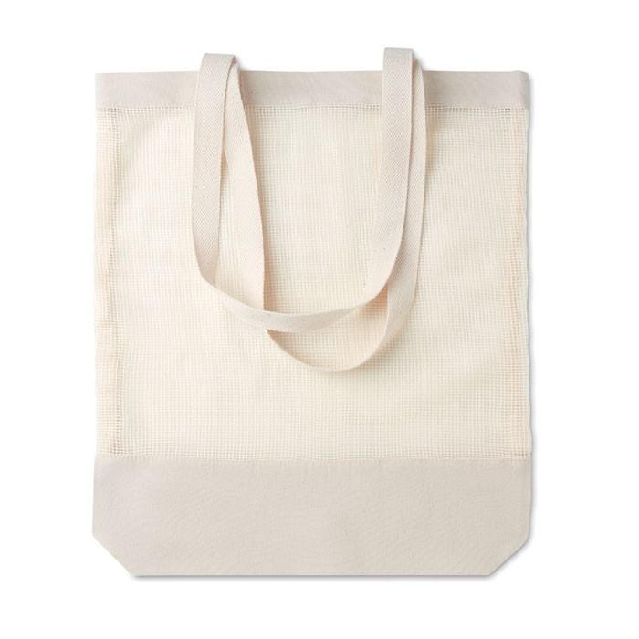 Βαμβακερή τσάντα για ψώνια.