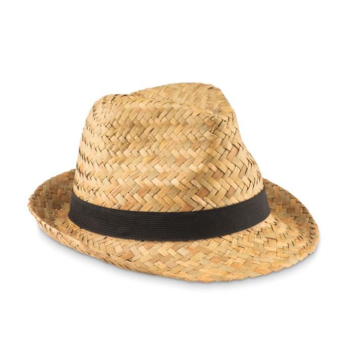Φυσικό ψάθινο καπέλο.