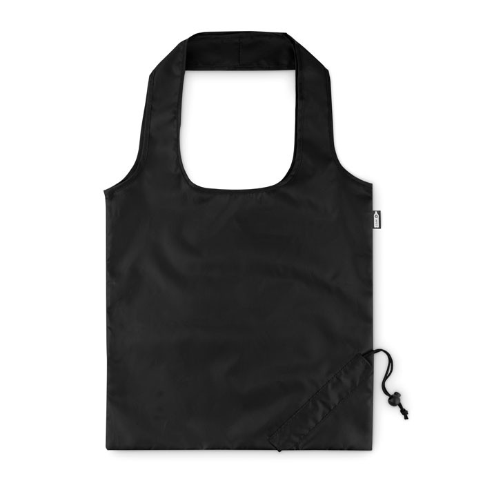 Αναδιπλούμενη τσάντα για ψώνια RPET.