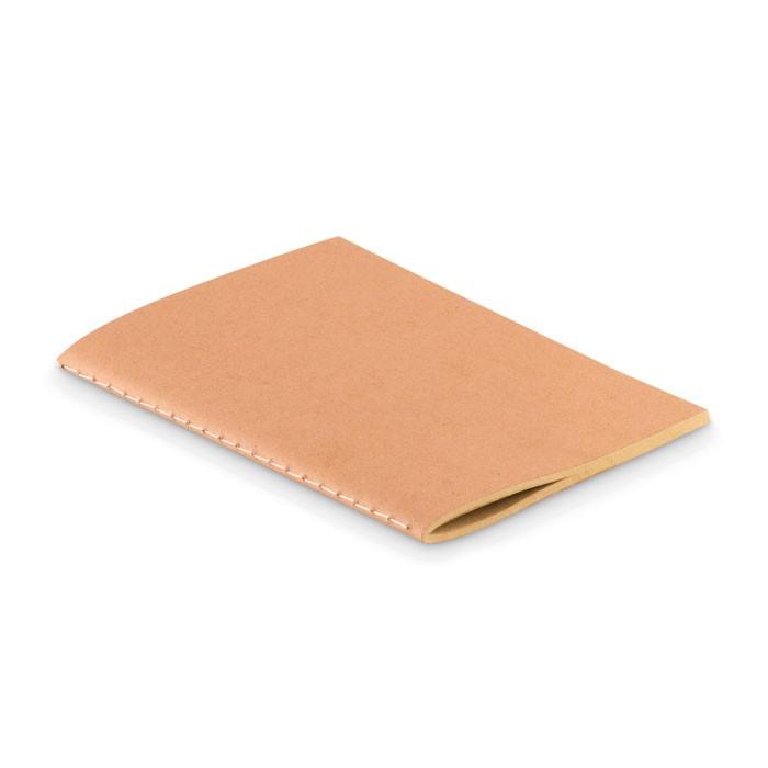 Τετράδιο A6 από χαρτόνι (250gr/m²).