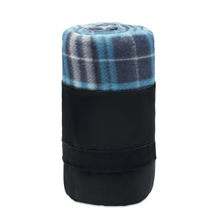 RPET fleece κουβέρτα ταξιδιού.