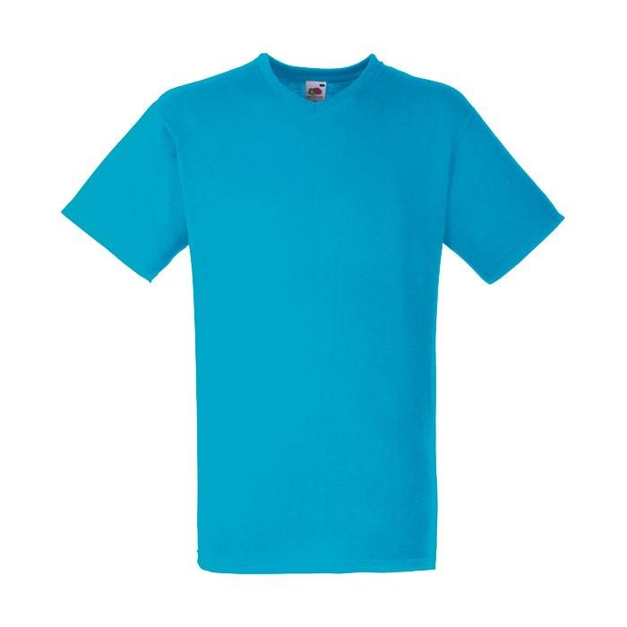 V-neck t-shirt 165 g/m².