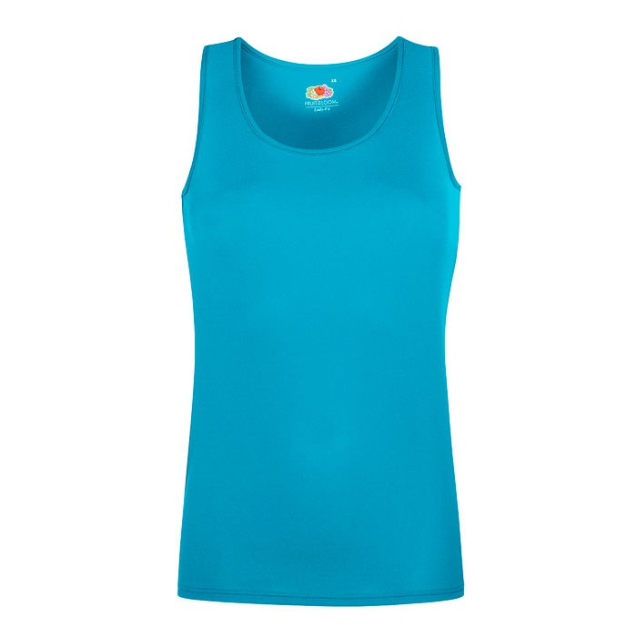 Γυναικείο αθλητικό τιραντέ μπλουζάκι.