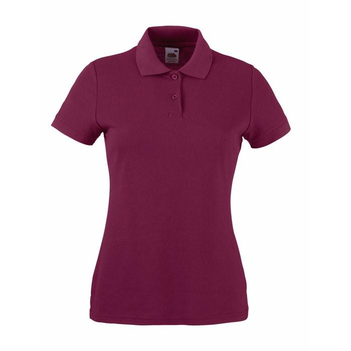 Γυναικείο μπλουζάκι Polo 170/180 g.