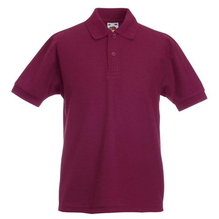 Παιδικό μπλουζάκι Polo  170/180 g/m2.
