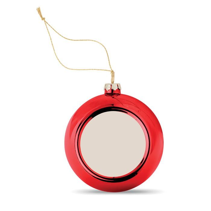 Christmas ball for sublimation